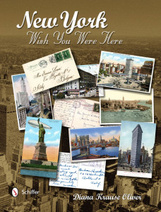 New York, Wish you were here! Hardcover